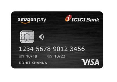 How to apply for ICICI Bank Amazon Pay Credit Card : Features & Benefits