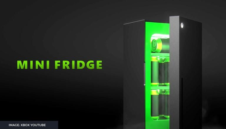 Microsoft Xbox Series X-shaped mini fridge was unveiled, know what is the specialty