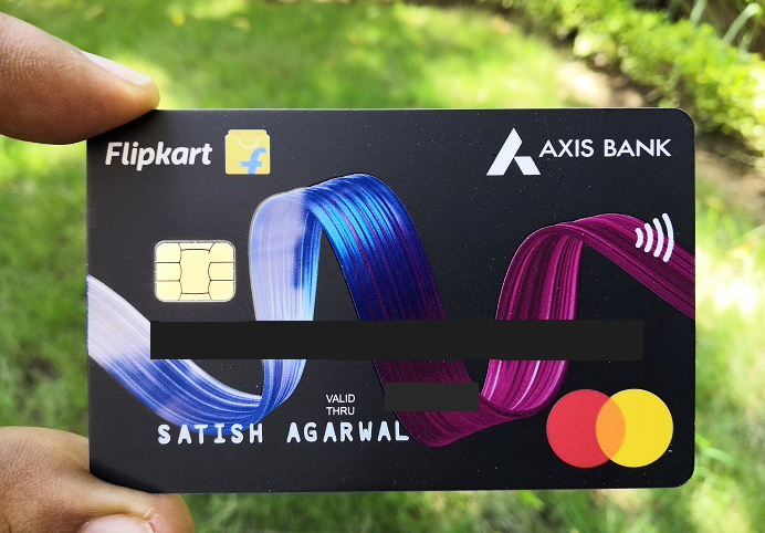 How to apply for Flipkart Axis Bank Credit Card : Features & Benefits