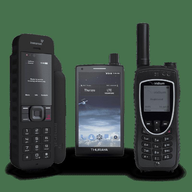 BSNL Satellite phone