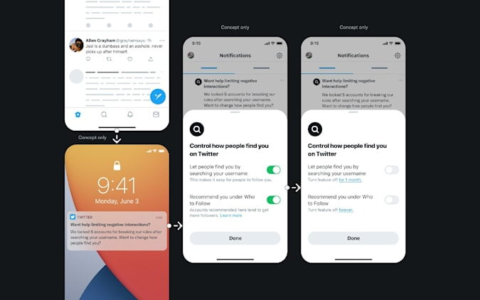 Twitter Is Working on New Feature Concepts to Improve Privacy