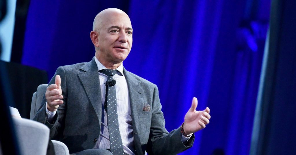 Jeff Bezos will say goodbye to the post of Amazon CEO today