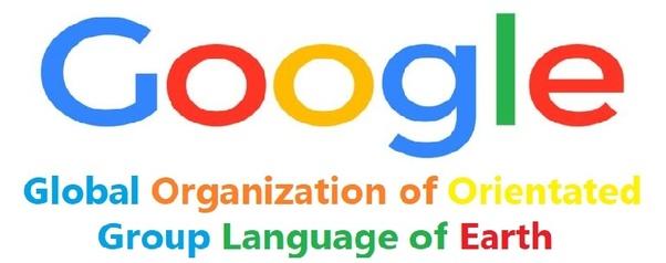 Google Full Form