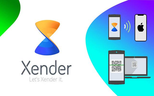 xender data transfer app
