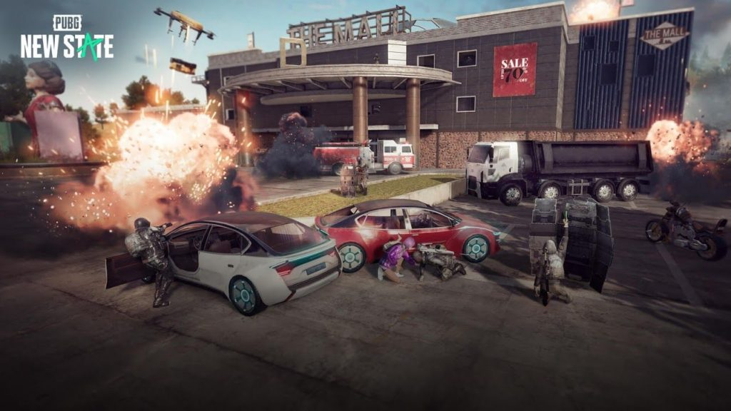PUBG: New State Receives More Than 40 Million Pre-Registrations